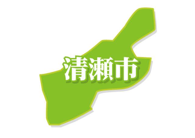清瀬市地図イメージ